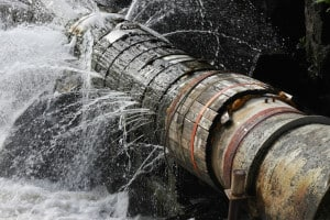 Water Restoration from Burst Pipes